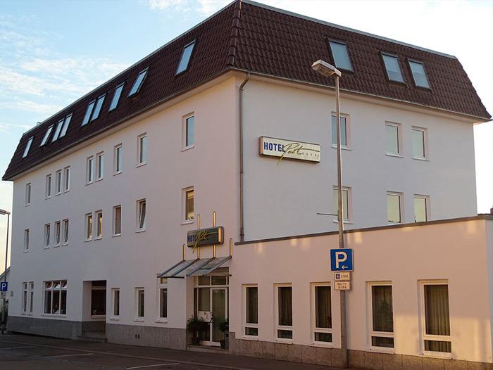 Hotel Post Aussenansicht